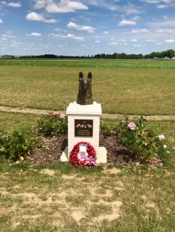 animal ww1 memorial
